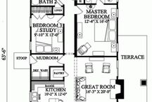 floor plans and other house stuff / by Calah Beckwith