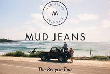 Mud Jeans Recycle Tour / Rejoignez l'économie circulaire et tentez votre chance pour gagner un Mud Jeans tout neuf!  Récolte de vos vieux jeans tous les jours à la boutique Orybany(50 rue des Tanneurs-1000 Bruxelles)  #MudJean #RecycleTour #RécolteJeans #CollectedeJeans #Orybany #Bruxelles #EconomieCirculaire
