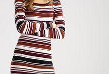 Stylizacje w paski -Stripes look