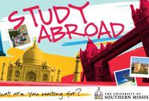Study abroad & Travel / by Danielle Garrett