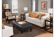 Furniture Collections / We have developed collections of rental furnishings that complement each other and add to the visual impact of individual rooms in your home, apartment,  condominium, or office.