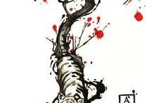 Tiger tat ideas