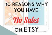 Etsy Tips for Etsy Shop Owners / Etsy tips and tricks.  Run your Etsy Business like a boss.  The Ultimate board for Etsy Shop Owners.  Sell more of your handmade products on Etsy!