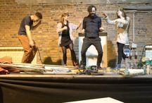 Teatr Ciekłego Powietrza (Liquid Air Theatre)