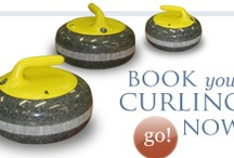 Curling / Have a go at the ancient Scottish ice sport - Curling, happens all year round in Naseby, Central Otago - it's great fun for all ages!