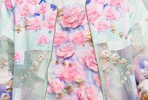 Moda : Print and pattern