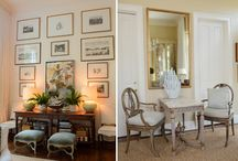 Our Clients / Beautiful homes and spaces of Fireside Antiques clients.
