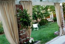 Outdoor Living / by Donna Johnson