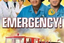 Emergency! For Forrest / This, according to Forrest, is the finest show ever to be shown on television. / by Jennifer Leaf