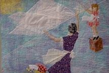 patchwork applique