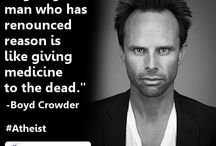 Atheist Quotes / A collection of some of the greatest Atheist quotes in one convenient location.