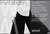 Welum Magazine / Welum Magazine Asia Editor