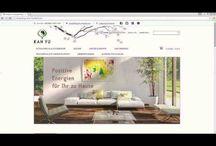 Infos zu unserem Online-Shop / Informationen und Hinweise zum Feng Shui Online Shop | Das Haus der Harmonie
