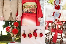 Wedding Color: Red