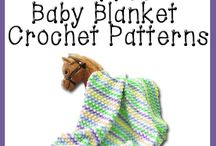Crochet blankets/stitches ideas / by Janette Shonts