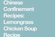Confinement food