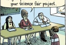 Science education humour