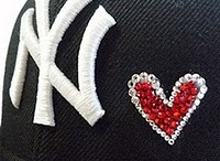 NY Yankees / Anything related to my favorite baseball team - The New York Yankees! #Yankees #NYY / by Micha M.