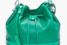 handbags, purses and totes / by Anita Andreuccetti