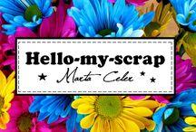 http://hello-my-scrap.blogspot.com/ / Kartki okolicznościowe ręcznie robione :) ślub, 18, chrzciny, komunia, zaproszenia