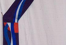 Purple Deacon Stoles / Deacon stole designs for Lent or Advent.