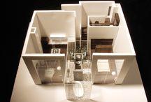 Interior Maquette