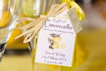 Italian Wedding Favors / Check out some of the fun wedding favors from our amazing weddings!