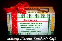teacher gifts / by Julie Miller