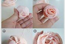 homemade peonies wedding bouquet