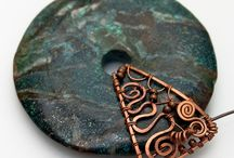 wirewrapping / biżuteria