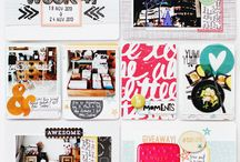 **Layout Love - Project Life**