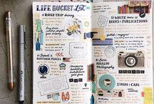 Bucket list inspiration
