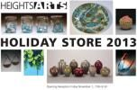 Holiday Store / Come See our home-grown art from local artists!