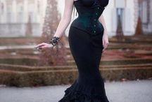 Model: Katarzyna Daedra