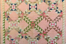 Quilts and Fabrics / by Sally Stallings Barlow
