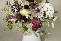 Cut flower arranging ideas