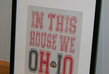 AA. Ohio State / by Susan Carle