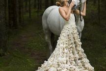 Novias con caballo