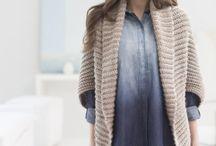 Crochet Shawl, Sweater, Etc. Patterns