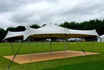 10m x 6m Stretch Tent