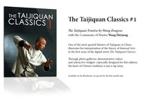 The Taijiquan Classics / The first eBook of Taijiquan is now available on iBook store
