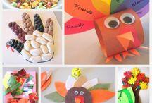 Homeschool: thanksgiving