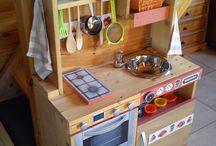 cuisine enfant maison