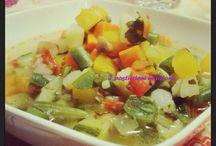 Minestr zuppe e minestroni