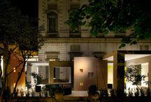 PALAZZO CUSANI MILANO DESIGN WEEK / art director Dario Curatolo, studiodca, Four in the morning, a Oikos Palazzo Cusani. Milano design week 2014