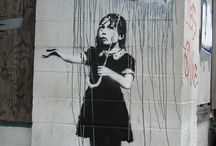Banksy and other street artists / Artist
