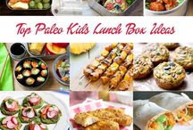 kids pale lunches
