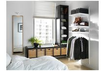 Lovely small bedroom / Inspriring ideas for small bedrooms