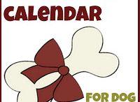2013 Advent Calendar for Dog Lovers!