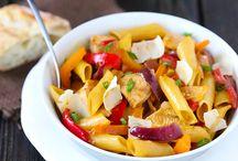 Macaroni Salade / by Corinne Gaudet
